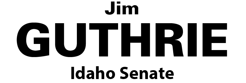Jim Guthrie - Idaho Senate - District 28